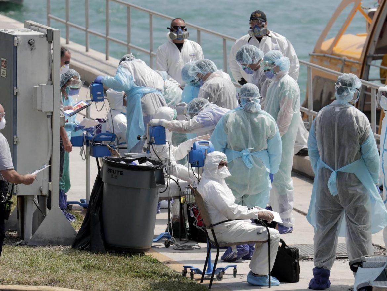 SAD danas prešle prag od 20 miliona zaraženih korona virusom