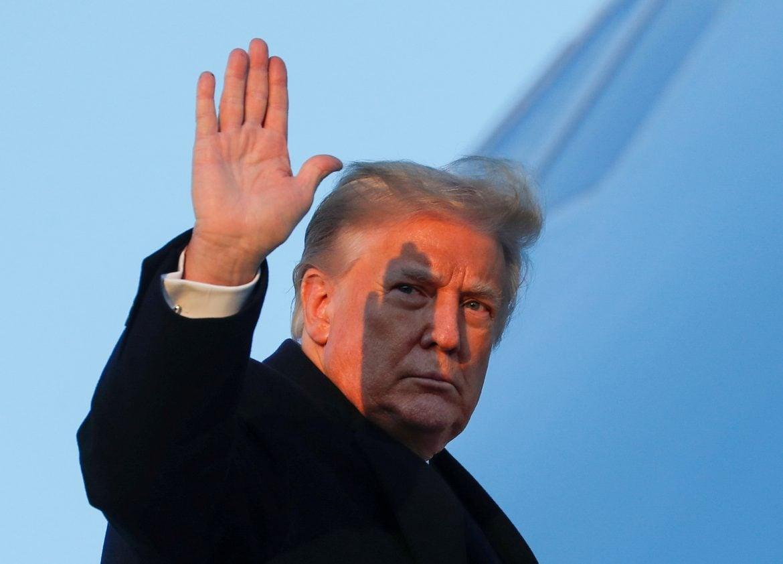 Tramp neće prisustvovati inauguraciji Bajdena