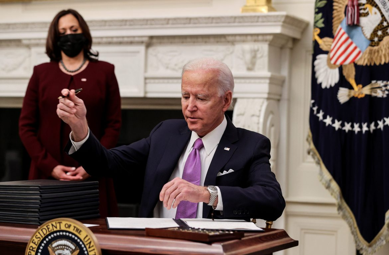 Bajden: Slušaćete struku, a ne predsednika
