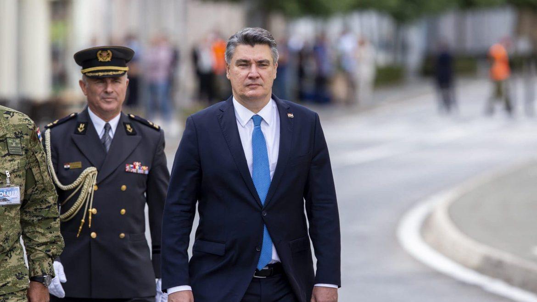 """Milanović: """"Za dom spremni"""" je nacistički pozdrav"""
