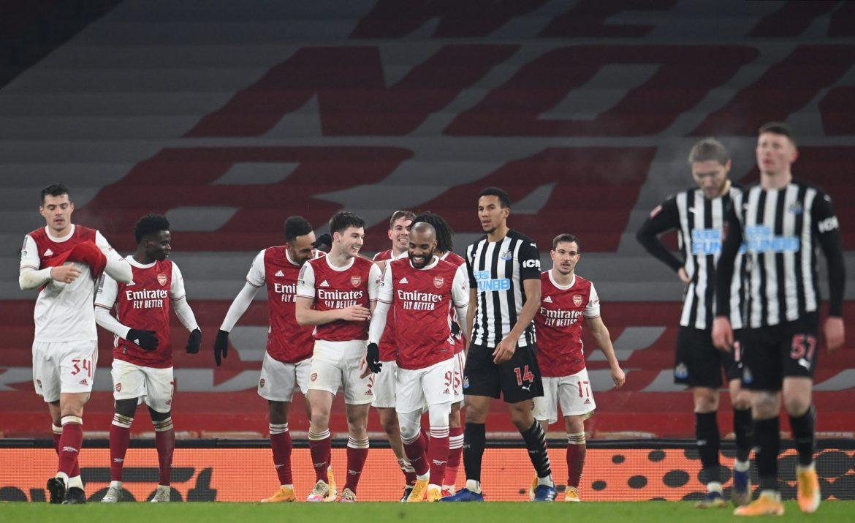 Arsenal eliminisan