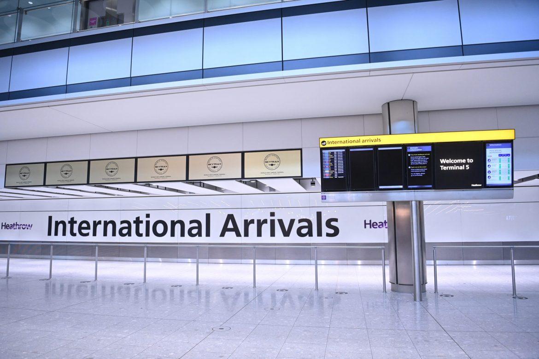 Velika Britanija zatvara granice za putnike iz UAE