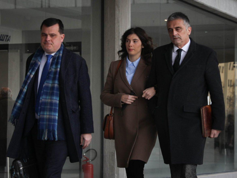 Glumica Iva Ilinčić dala iskaz tužilaštvu protiv Aleksića