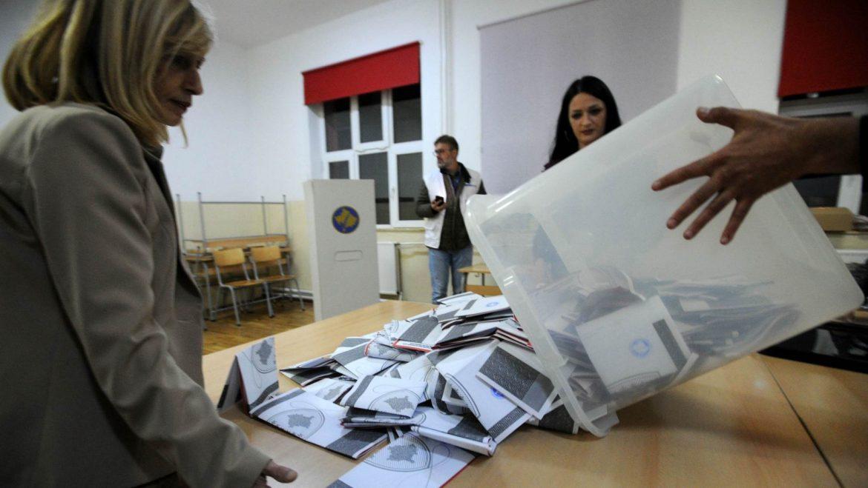 Vanredni izbori na Kosovu 14. februara