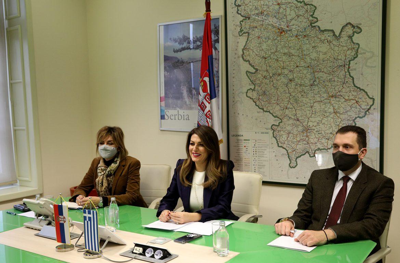 Memorandum u oblasti turizma između Srbije i Grčke još nije potpisan
