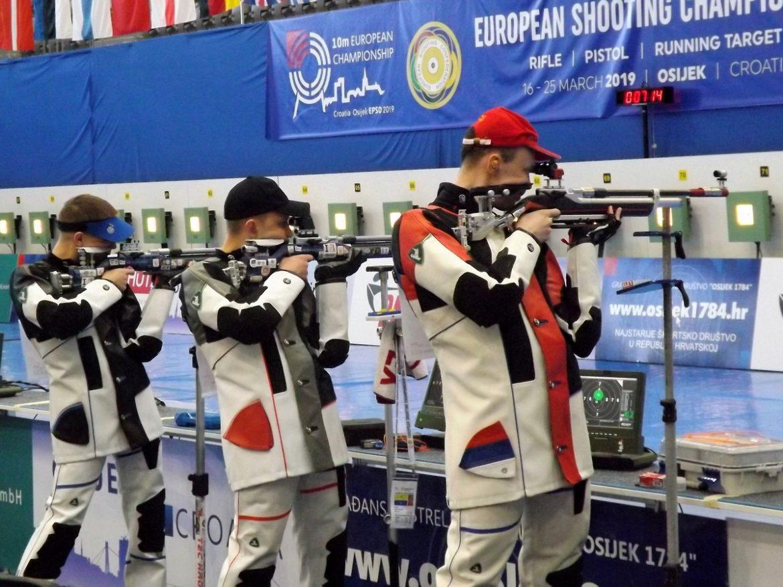 Otkazano Evropsko prvenstvo vazdušnim oružjem