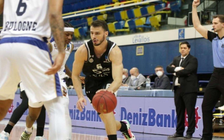 Poraz košarkaša Partizana u Parizu