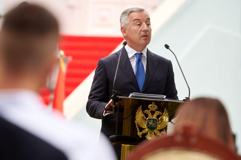 Crna Gora: Milo Djukanović jedini kandidat za predsednika DPS-a