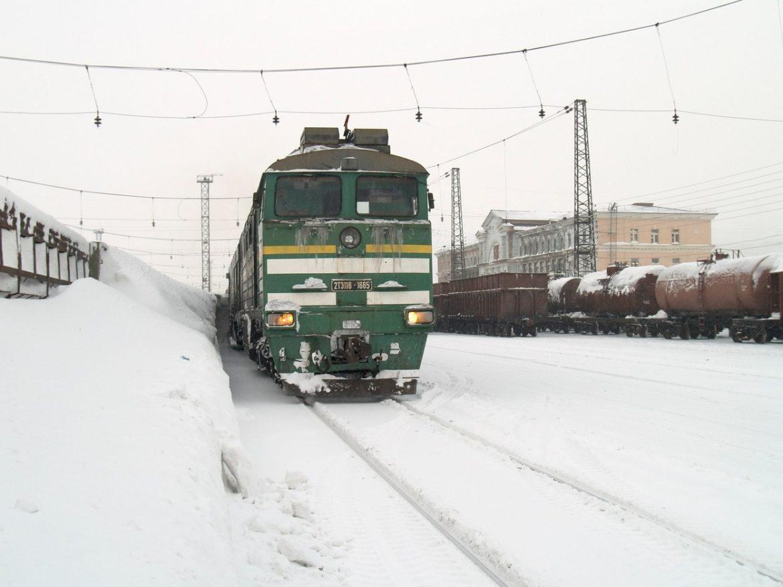 Železnički saobraćaj odvija se nesmetano i pored snega