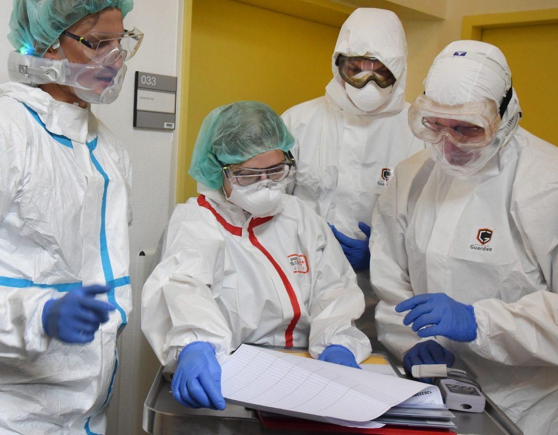 Nemačka: Više od dva miliona zaraženih