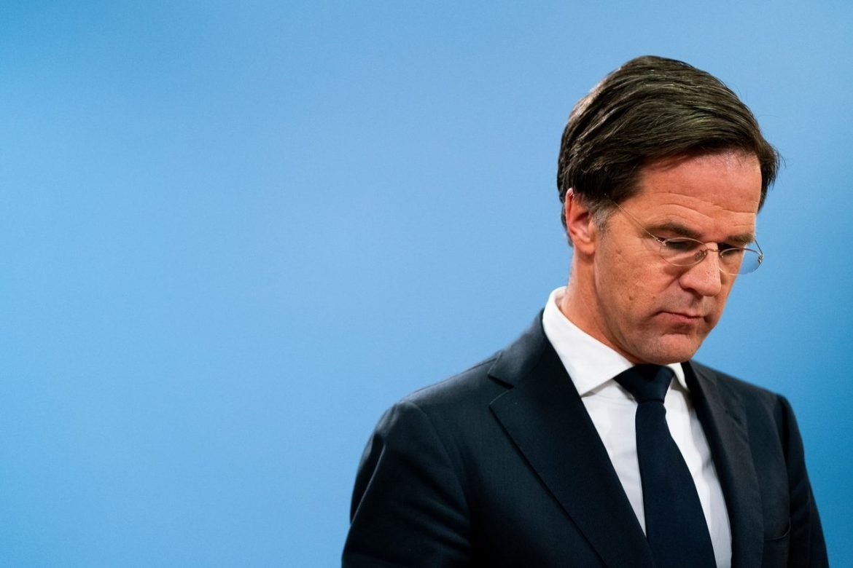 Kolektivna ostavka Vlade Holandije