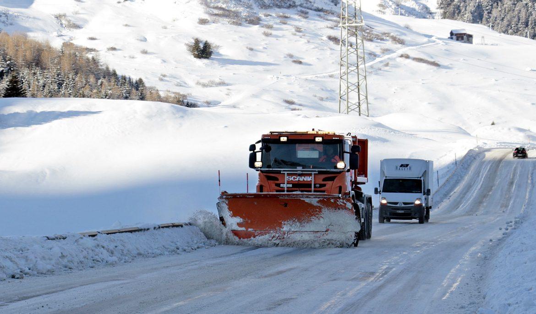 RHMZ: Sutra i u ponedeljak obilne snežne padavine,led i kiša