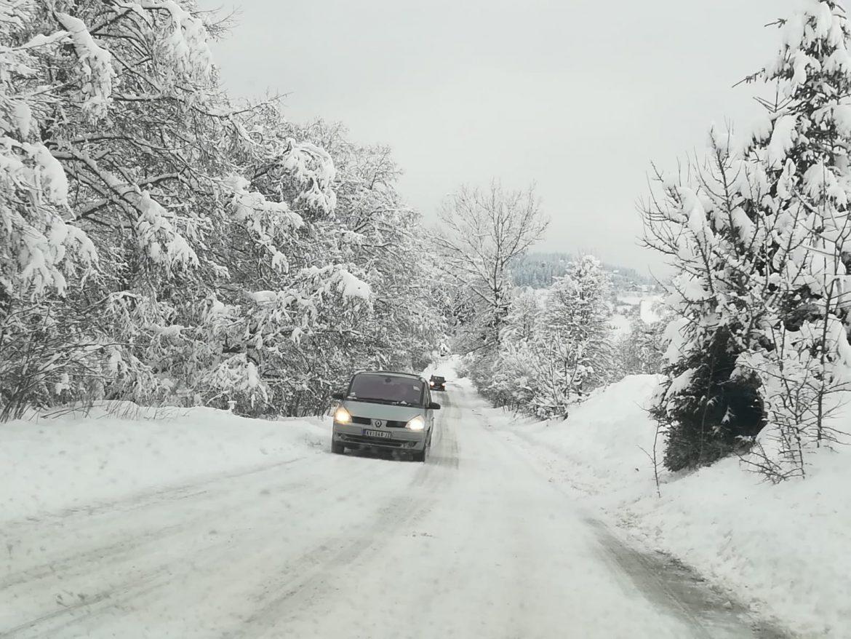 Prilazi zimskim turističkim centrima prohodni