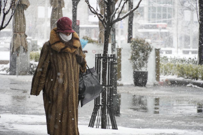 RHMZ: Minus i sneg u celoj zemlji