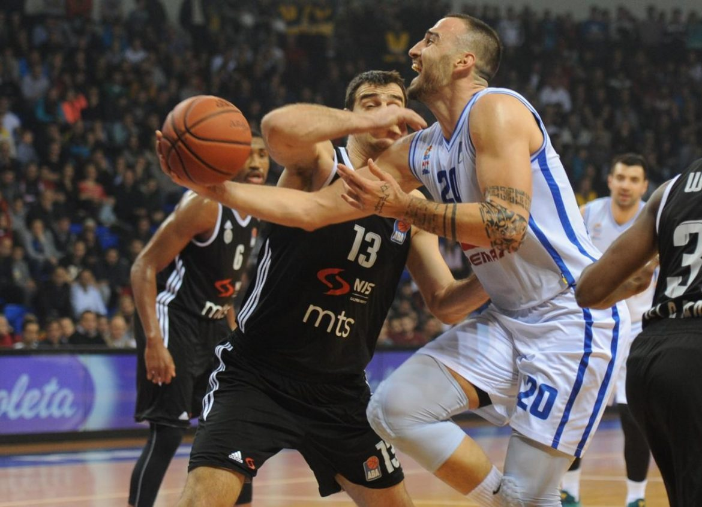 Poraz košarkaša Partizana