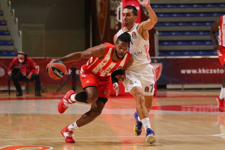 Novi poraz košarkaša Crvene zvezde