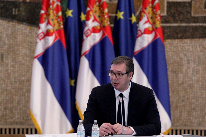 Vučić zahvalio kralju Bahreina na pomoći