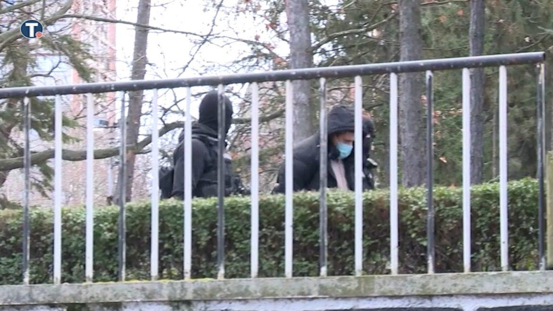 Na Partizanovom stadionu uhapšena jedna osoba