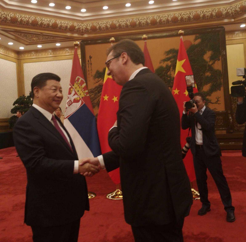 Kineski predsednik šalje Srbiji još pola miliona doza vakcina