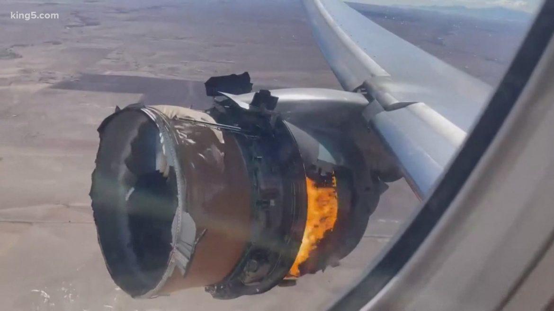 """""""Boing"""" preporučio suspendovanje upotrebe aviona """"777"""", nakon što je otkazao motor"""