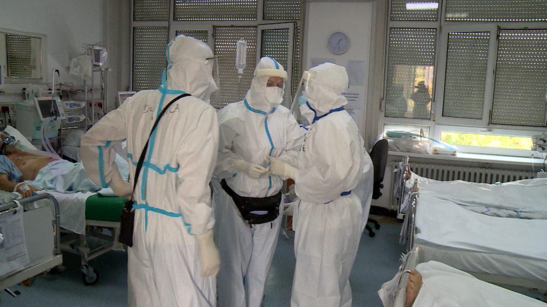 Veliki broj pacijenata primljen prošle noći u KC Vojvodine