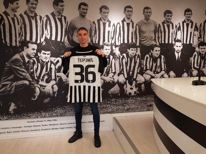 Terzić potpisao za Partizan