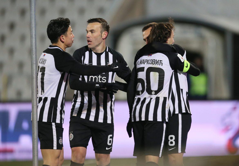 Partizan savladao Inđiju rezultatom  6:0