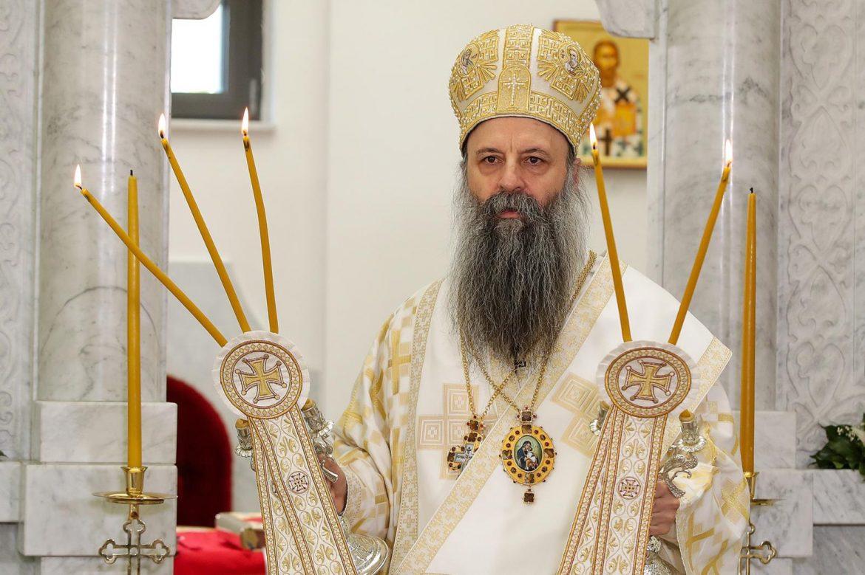 Porfirije novi poglavar Srpske pravoslavne crkve