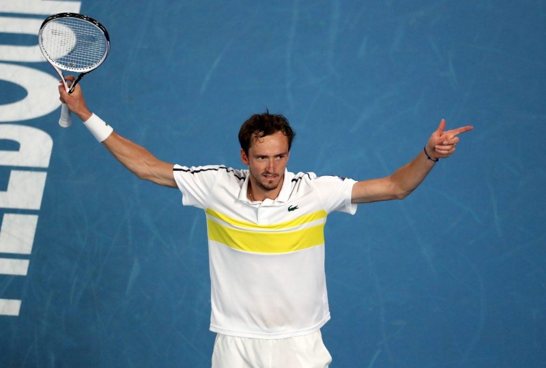 Medvedev u finalu Australijan opena sa Đokovićem