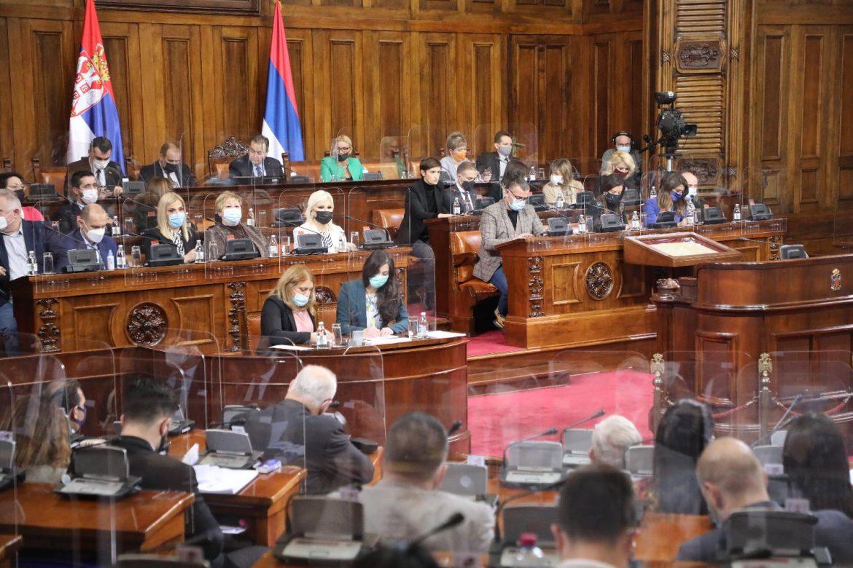 Skupština usvojila Zakon o socijalnoj karti