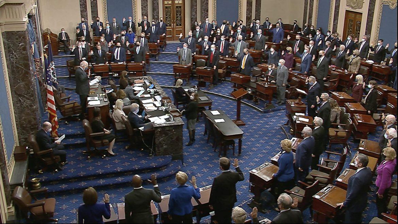 Suđenje Trampu u Kongresu