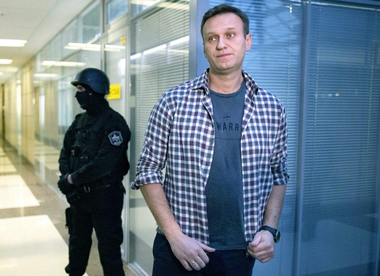 Danas saslušanje opozicionara Navaljnog