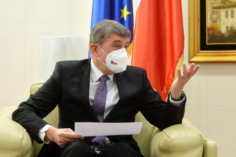 Češki premijer Babiš u poseti Beogradu