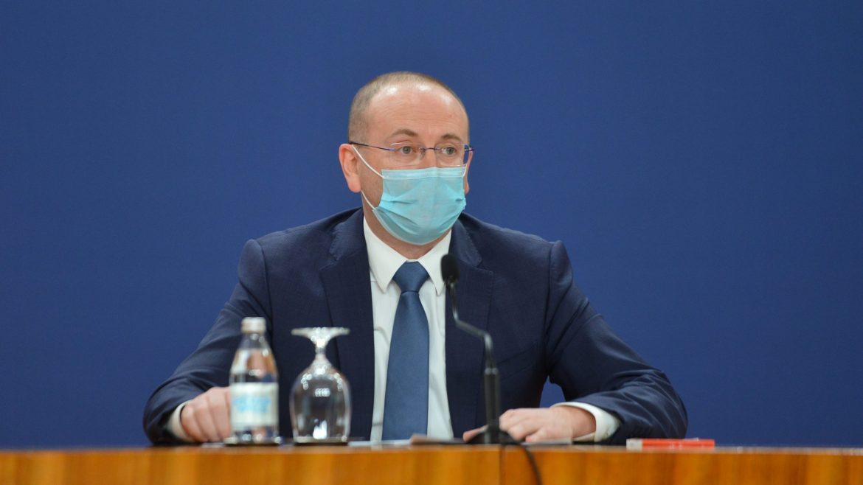 Gojković: Razmatra se ponovno zatvaranje škola