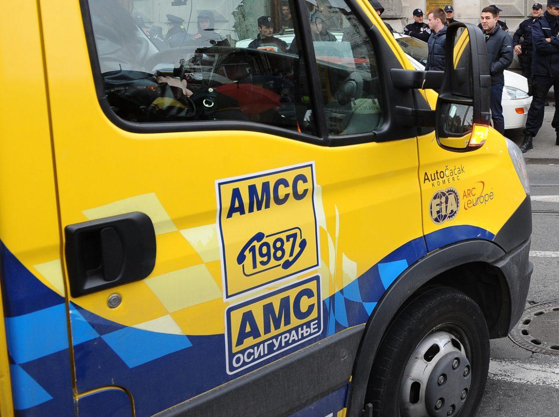 AMSS: Oprez zbog pojačanog intenziteta saobraćaja