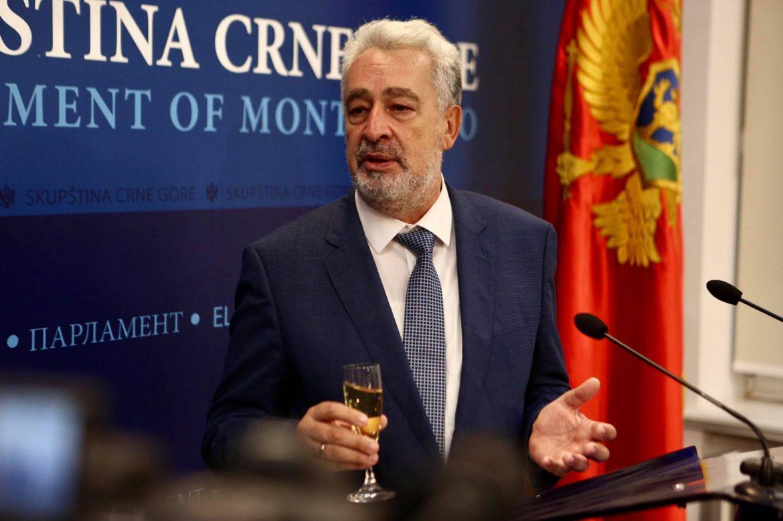 Krivokapić čestitao izbor novog patrijarha SPC