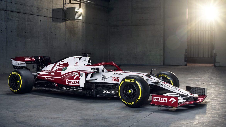 Alfa Romeo F1 tim predstavio C41