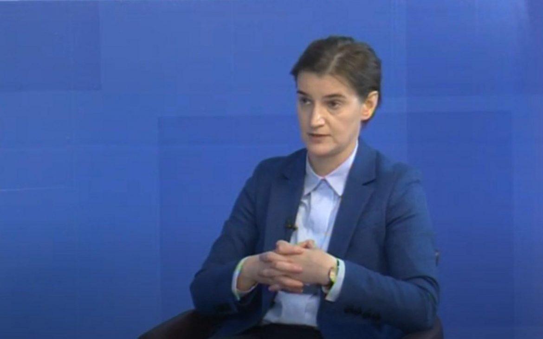 """Brnabić: Srbija će donirati vakcinu """"Sputnjik V"""" Crnoj Gori"""