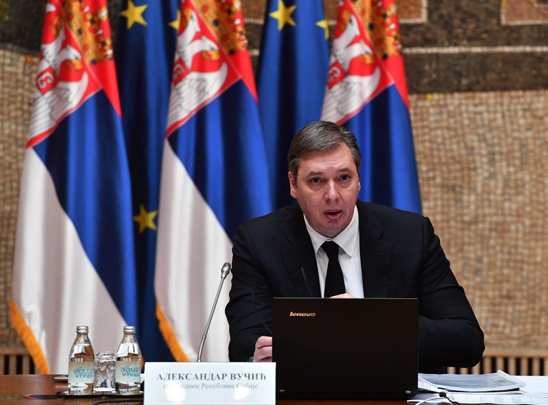 Vučić: Pomoć za nezaposlene i u centralnoj Srbiji