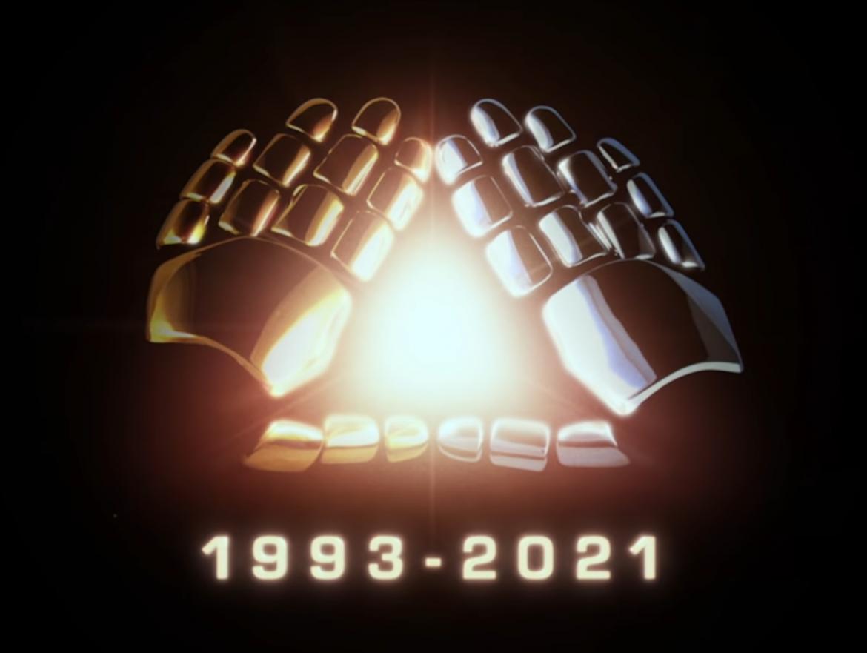 Legendarni sastav 'Daft Punk' objavio 'Epilogue'