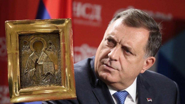 Ukrajina ne potražuje ikonu