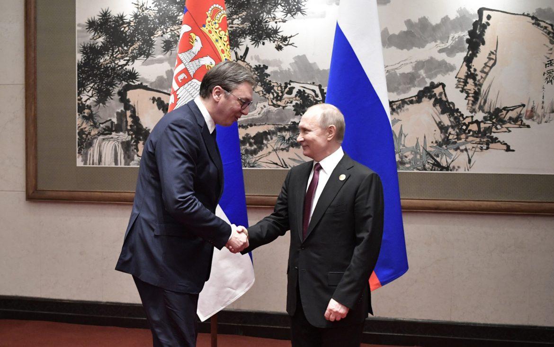 Vučić uskoro razgovara sa Putinom