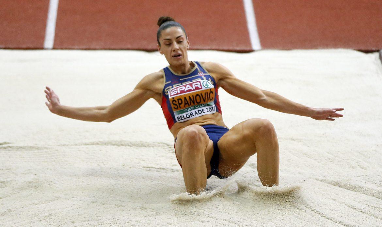 Ivana Španović se povredila na treningu, ne ide na EP