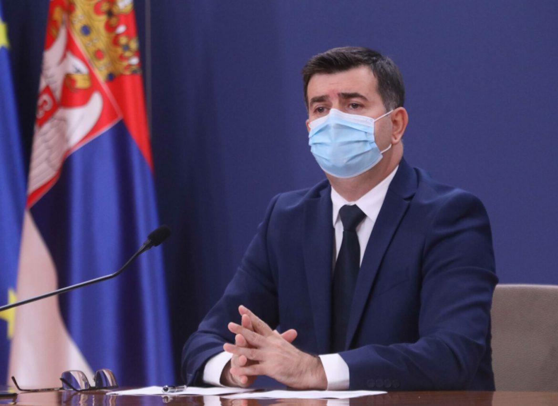 Đerlek: Narednih nedelja stižu nove doze Fajzera