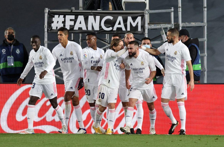 Pobeda Real Madrida