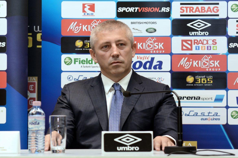 Priveden predsednik FSS Slaviša Kokeza