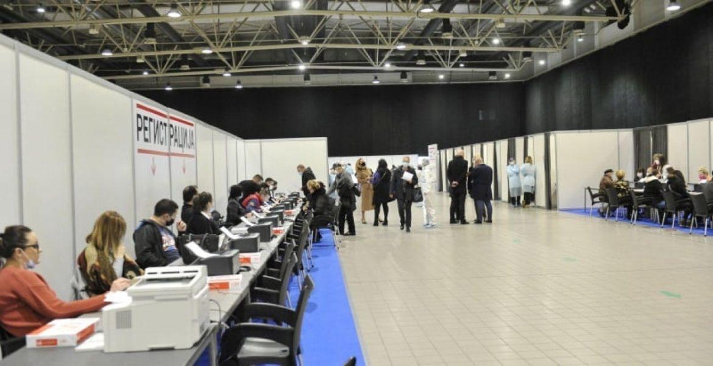 U Srbiji dato 1.792.912 doza vakcina