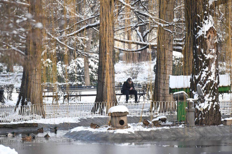 Danas hladno vreme sa kišom i snegom, najviša temperatura do 6 stepeni