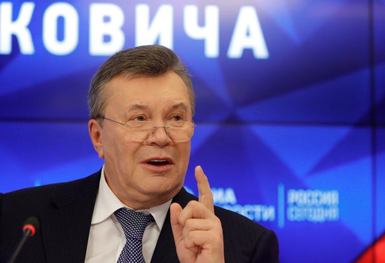 Ukrajina: Janukovič kažnjen posle sedam godina