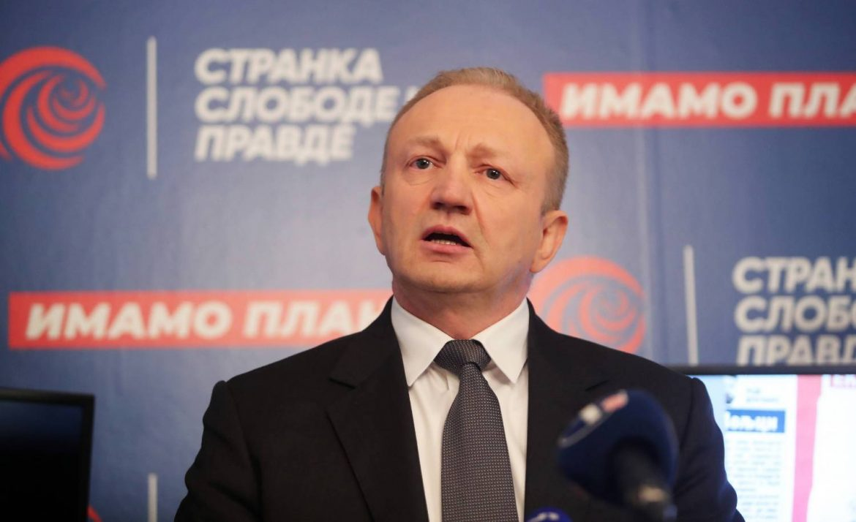 Đilas podneo prijave protiv Vučića, Malog, Vladanke Malović, Vučelića i Nešićeve